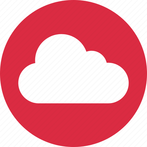 cloud, storm, technology, weather icon