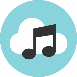 listen, music, note, technology icon
