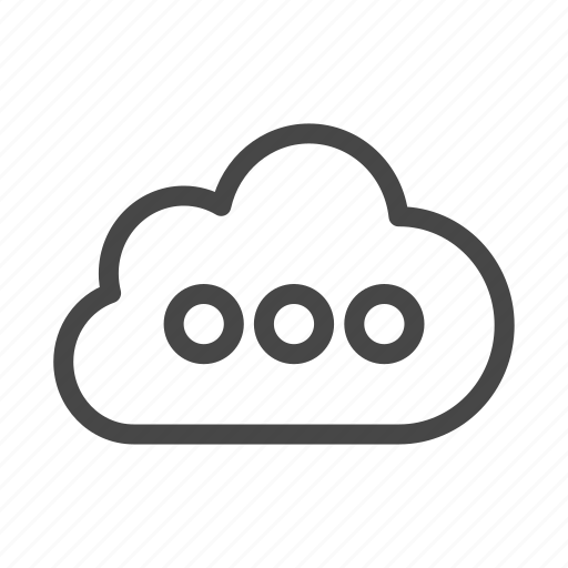 cloud, data, database, internet, network, server, storage icon
