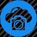 camera, cloud, image, photo, photography, storage