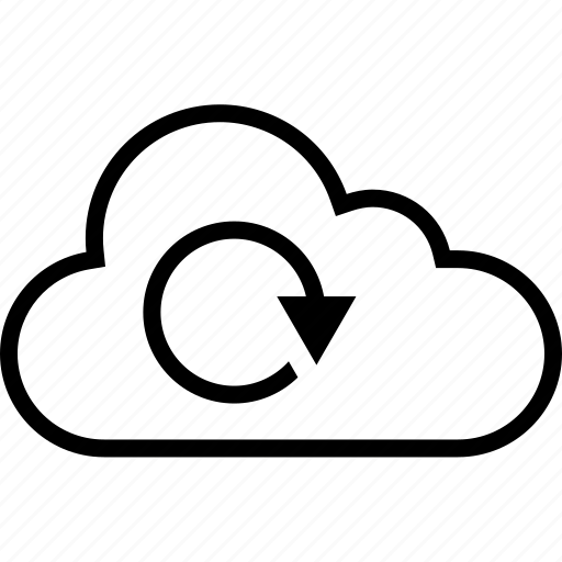 artboard, cloud icon