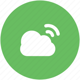 cloud computing concept, cloud network, wifi, wifi zone, wireless fidelity, wireless network, wireless technology icon