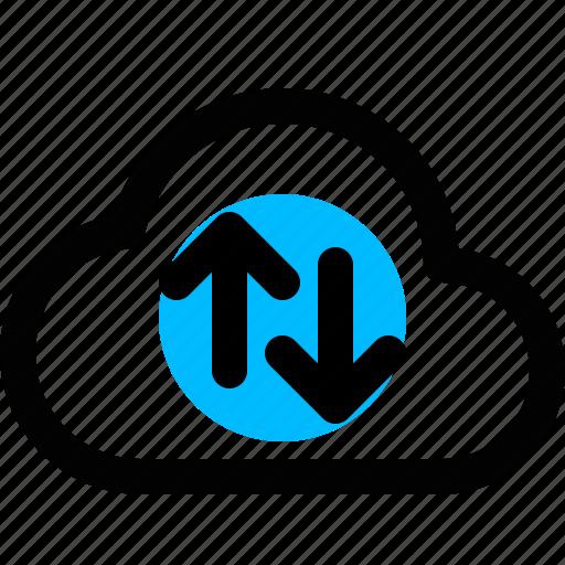 active, activity, cloud, cloud activity icon