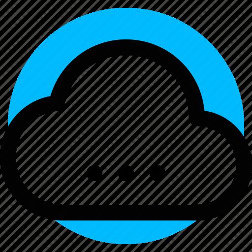 cloud, data loading, loading, service, waiting icon