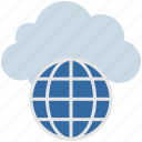cloud, computing, global, internet, network, storage