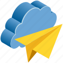click, cloud, computing, cursor, email, online, pointer