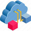 cloud, computing, connection, links, network, share