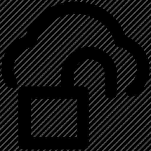 Cloud Computing Cloud Identity Code Symbol Network Password