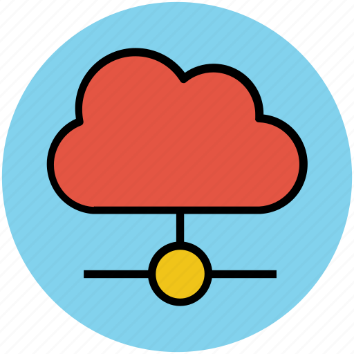 cloud computing net, cloud monitoring, communication, information technology, network access, network hosting, network sharing icon