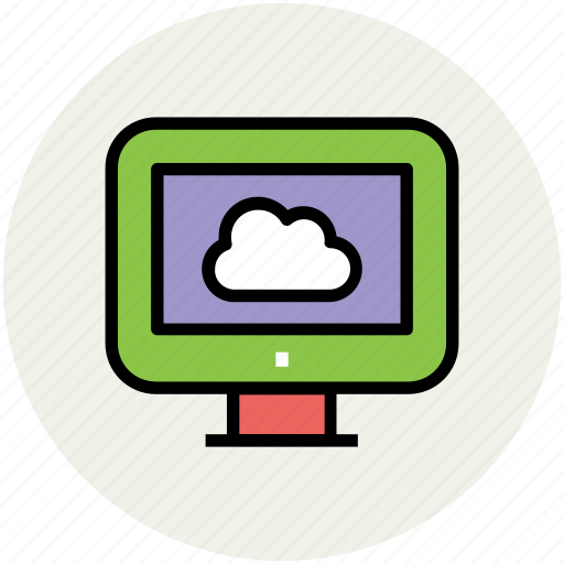 broadcasting, cloud sign, electronic technology, entertainment, hdtv, modern technology, widescreen icon