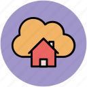 cloud network, cloud technology, family network, home network, network concept, social cloud, social network icon
