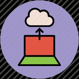 cloud computing, cloud informations, cloud internet, cloud storage, cloud technology, cloud upload, wireless internet icon