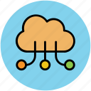 cloud data store, cloud data transfer, cloud storage, data storage, data transfer, transfer icon