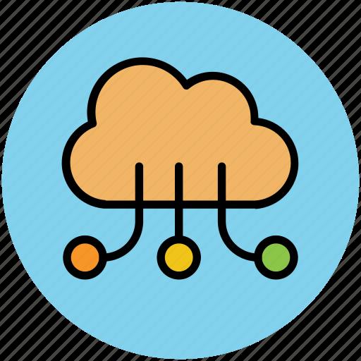 cloud data store, cloud data transfer, cloud storage, data storage, data transfer, transfer icon