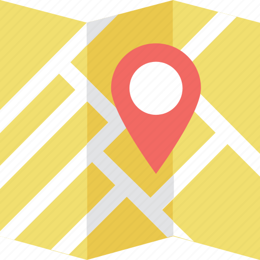 gps, map, map pin, navigation, placeholder icon