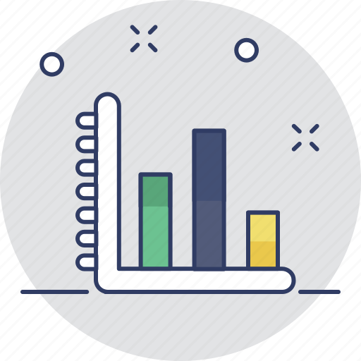 bar chart, bar graph, chart, infographic, statistics icon