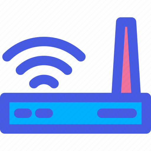 Internet, wifi, router icon - Download on Iconfinder