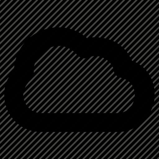 cloud, cloud computing, icloud, sky, weather icon