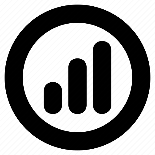 bar chart, bar graph, chart, infographic, statistics icon