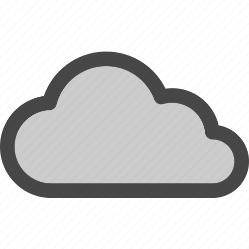 cloud, computing, data, files, internet, storage icon