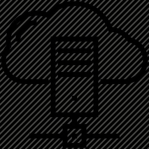 cloud computing server, cloud hosting, cloud internet hosting, cloud network, cloud server icon