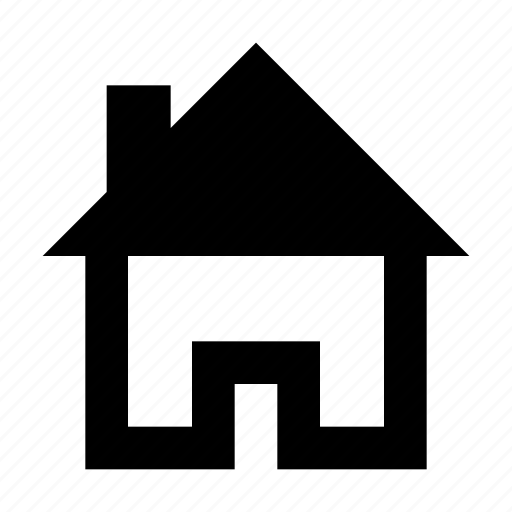 cottage, home, house, hut, shack icon