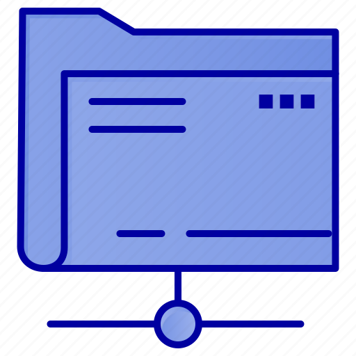 Data, folder, server, storage icon - Download on Iconfinder