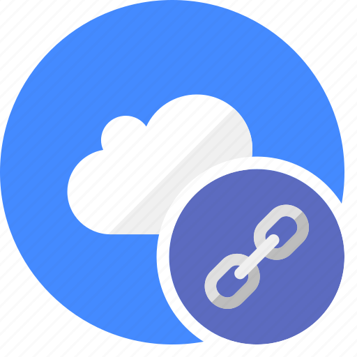 cloud, cluouding, link, seo, web icon