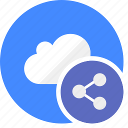 cloud, cluouding, newtwork, seo, share, social, web icon