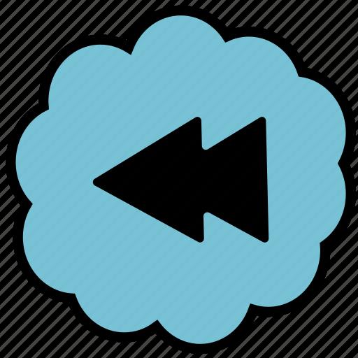 communication, interface, left, speed, ui icon