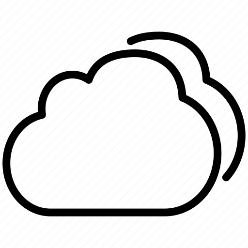 clouds, copy, data, storage icon