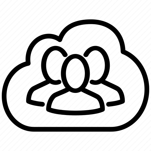 batch, class, cloud, group, human, metting, network, party, people, public, social, user icon