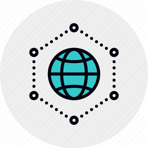 communication, connection, global, globe, network, world, www icon