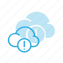 cloud, computing icon