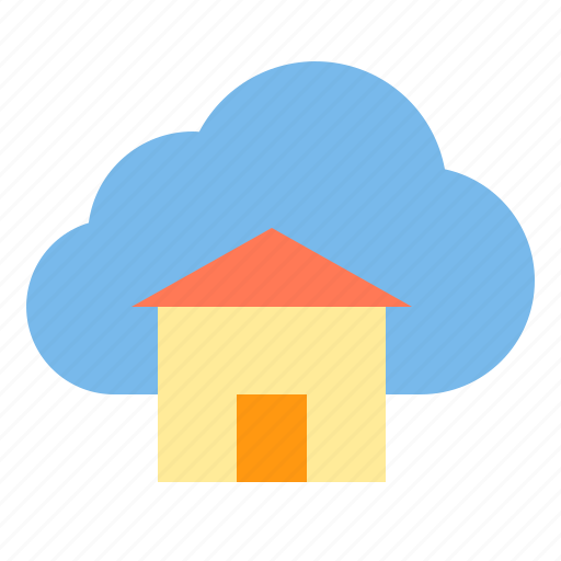 cloud, financial, storage, technology icon