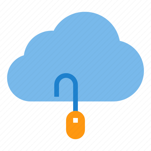 cloud, service, storage, technology icon