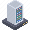 data backup, data store, database, datacenter, storage database icon