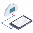 cloud app, cloud connectivity, cloud data transfer, cloud device, cloud technology