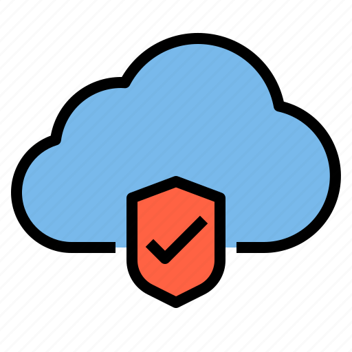 cloud, safe, security, storage, technology icon