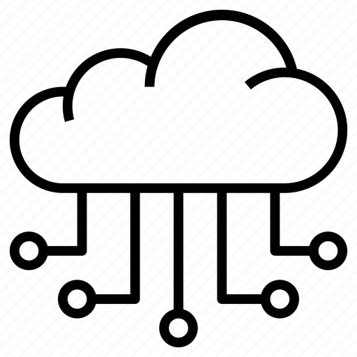 Storage, cloud, data, server, network icon - Download on Iconfinder