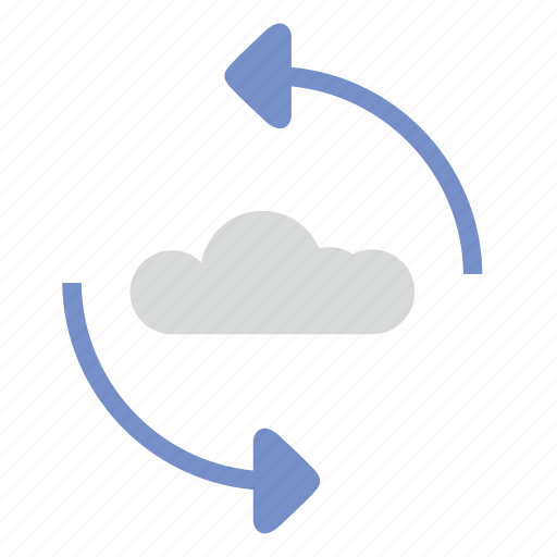 cloud, function, reload, technology, ui icon