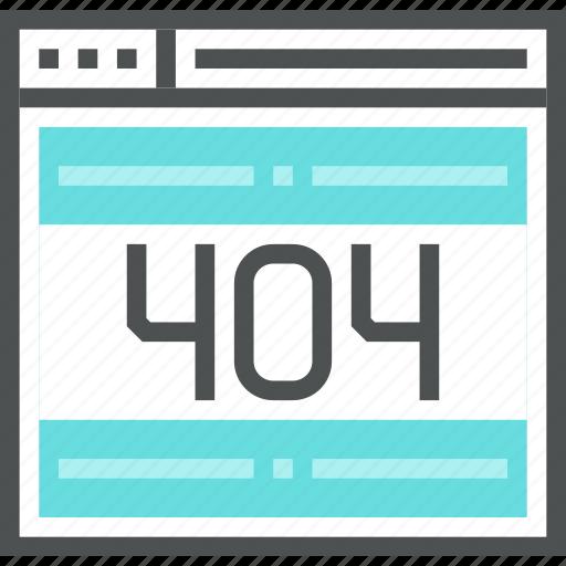 Browser, error, internet, page, server, web, website icon - Download on Iconfinder