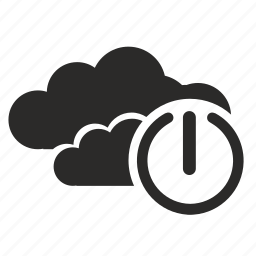 cloud, clouds, cloudy, energy icon
