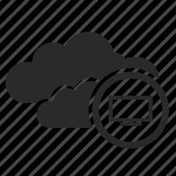 api, business, cloud, communication, connection icon