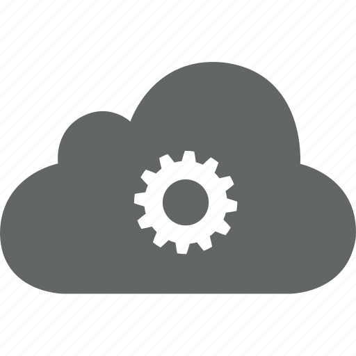 admin, cloud, configuration, gear, set, setting icon