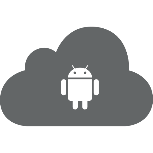Android, cloud, code, mobile icon - Free download