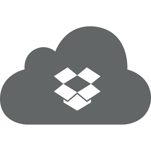 cloud, dropbox, package, share, sharing icon