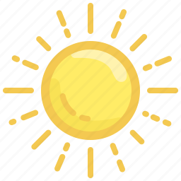 day, forecast, sol, star, sun, weather icon