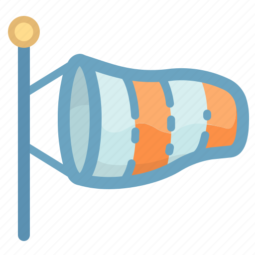 blow, direction, forecast, weather, wind, windy icon