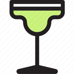 alcohol, cocktail, drink, glass, margarita icon